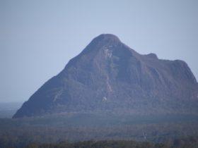 Mount Beerwah, Glass House Mountains, Sunshine Coast