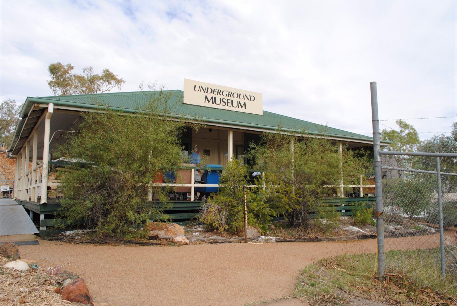 Mount Isa Underground Hospital and Museum