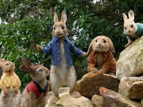 Movies in the Park: Peter Rabbit