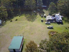Main Camping ground