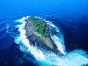 Mudjimba or Old Woman Island