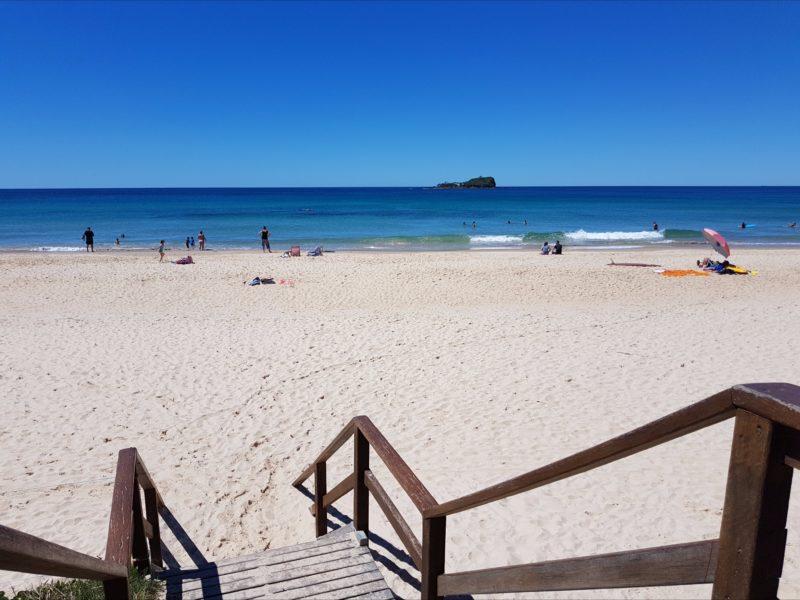 Mudjimba Beach