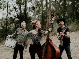 Palomino III - playing at MUNCH Festival at The Imperial Hotel Eumundi on Saturday 23 March