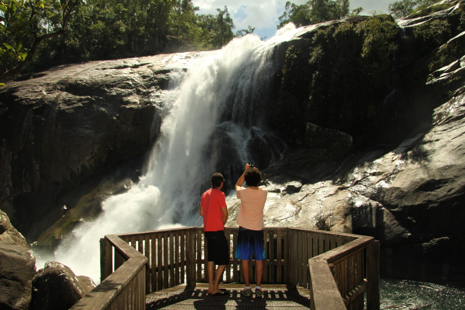 Murray Falls, Girramay National Park