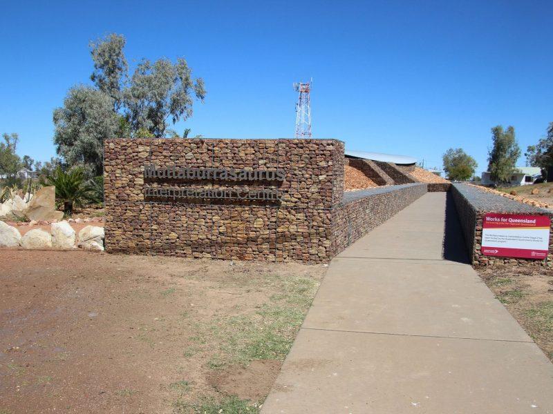 Muttaburrasaurus Interpretation Centre