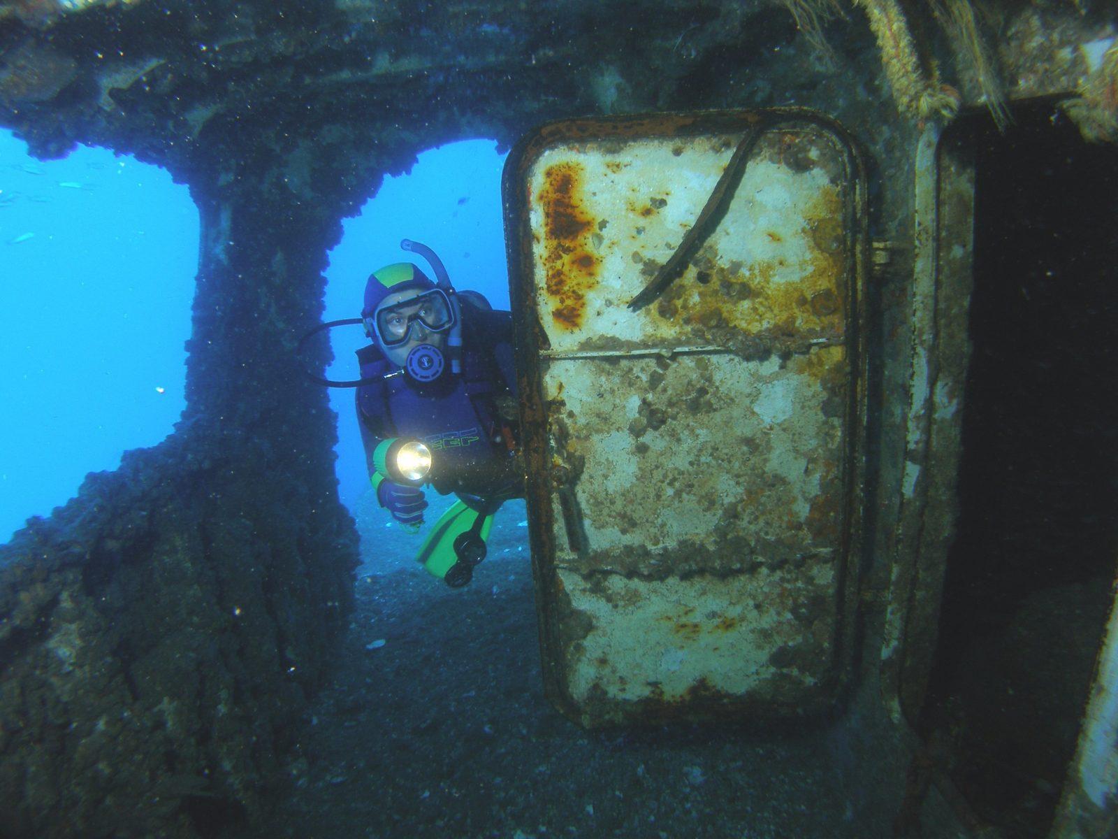 MV Karma Shipwreck