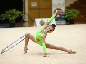 Rhythmic Gymnastics hopp national clubs carnival