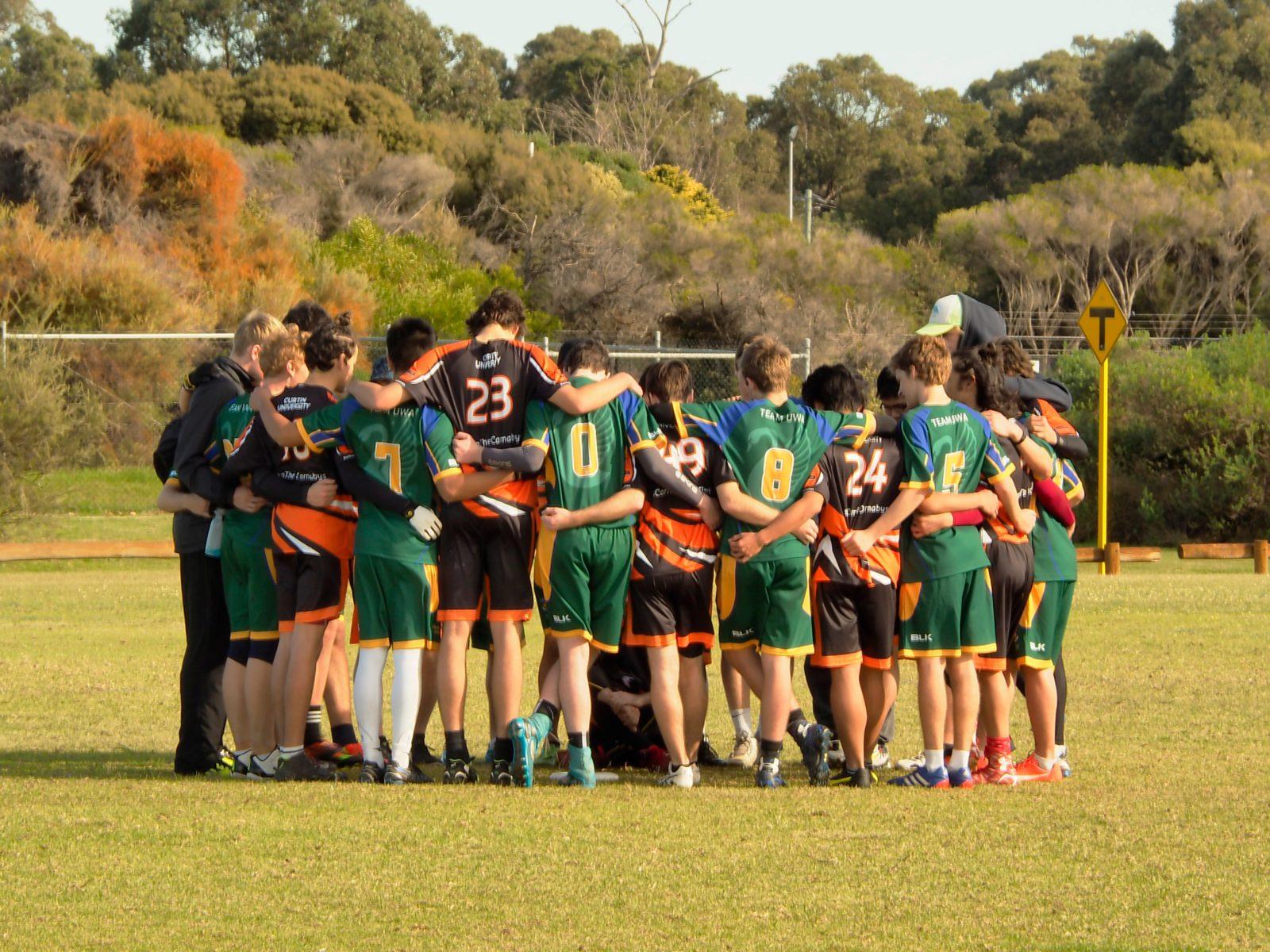 UniSport Australia Nationals Div 1