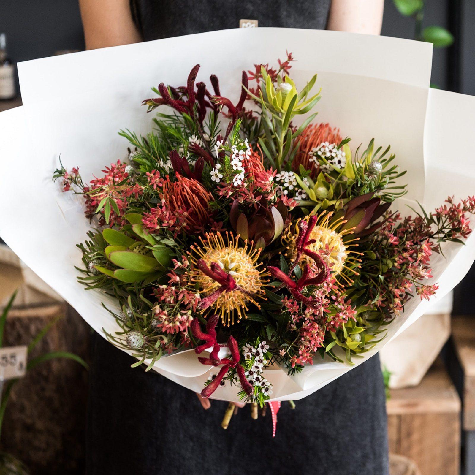 Native Bush Bouquet Christmas Workshop