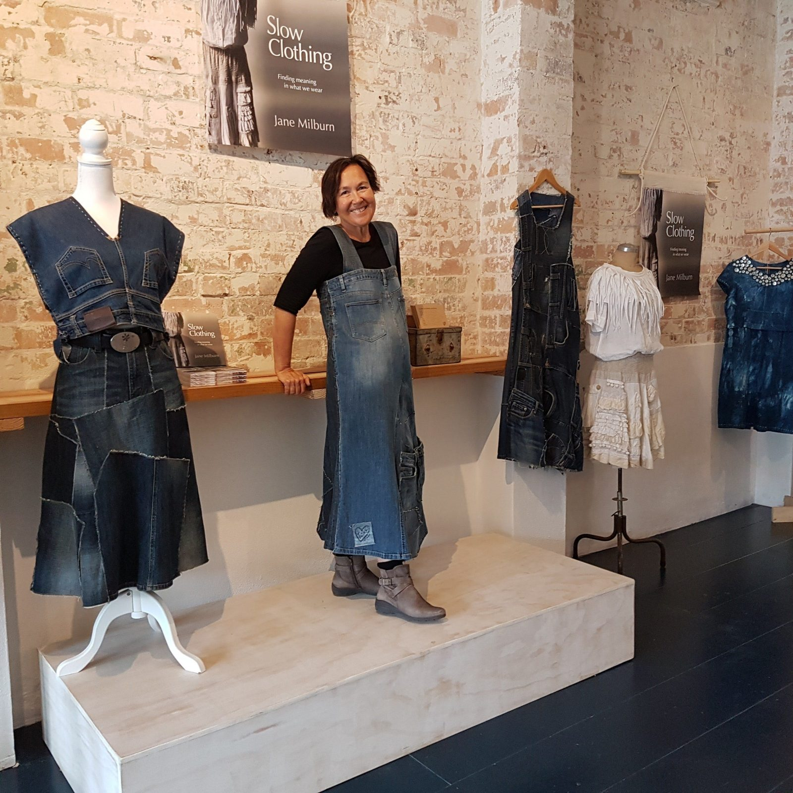 New life for old clothes- Up-cycling workshop