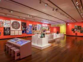 New Woman exhibition at Museum of Brisbane