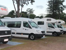 All our sites are full length double slabs to suit your equipment and add for a comfortable stay