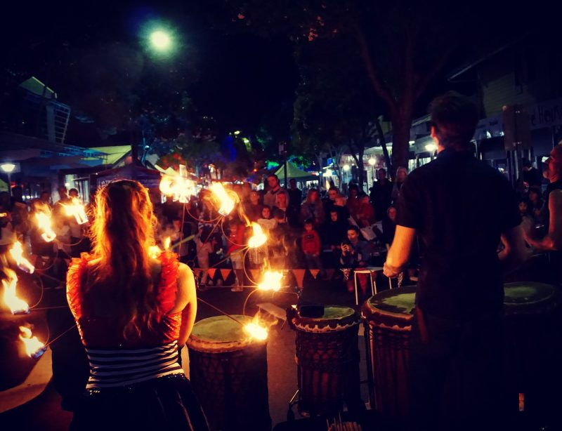Nights on Ocean Markets - street food, live music and artisan stalls