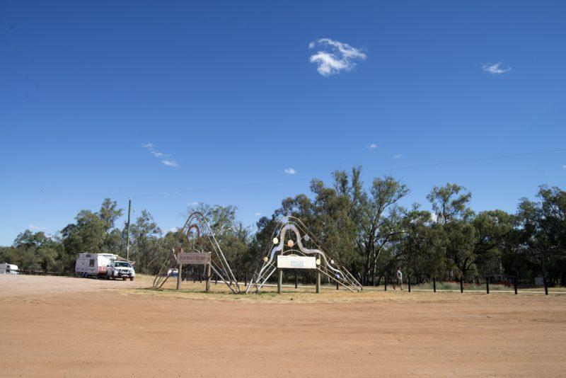 Nindigully Tourist and Visitor Area