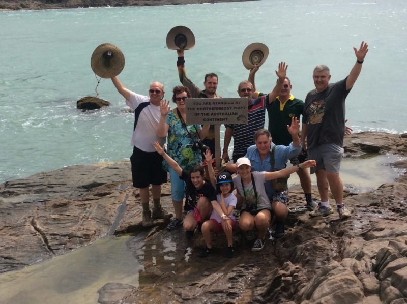 Cape York Tagalong Tour (2017)