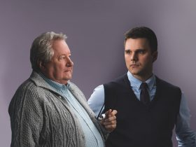 CRUNCH TIME by David Williamson - performances 16 - 18 April at The J Theatre in Noosa