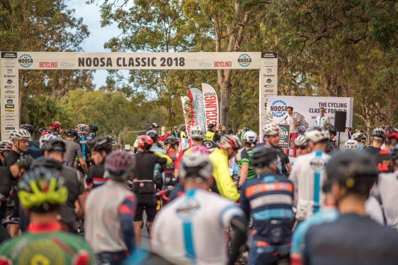 Noosa Classic 2018 Start Line