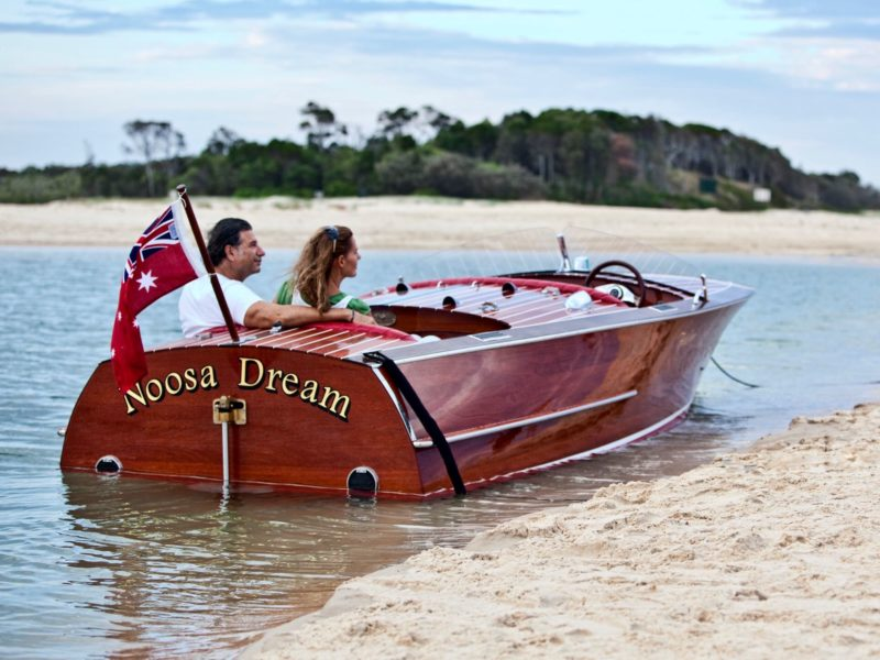 Romantic cruises for couples in Noosa