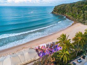 Noosa Main beach Events