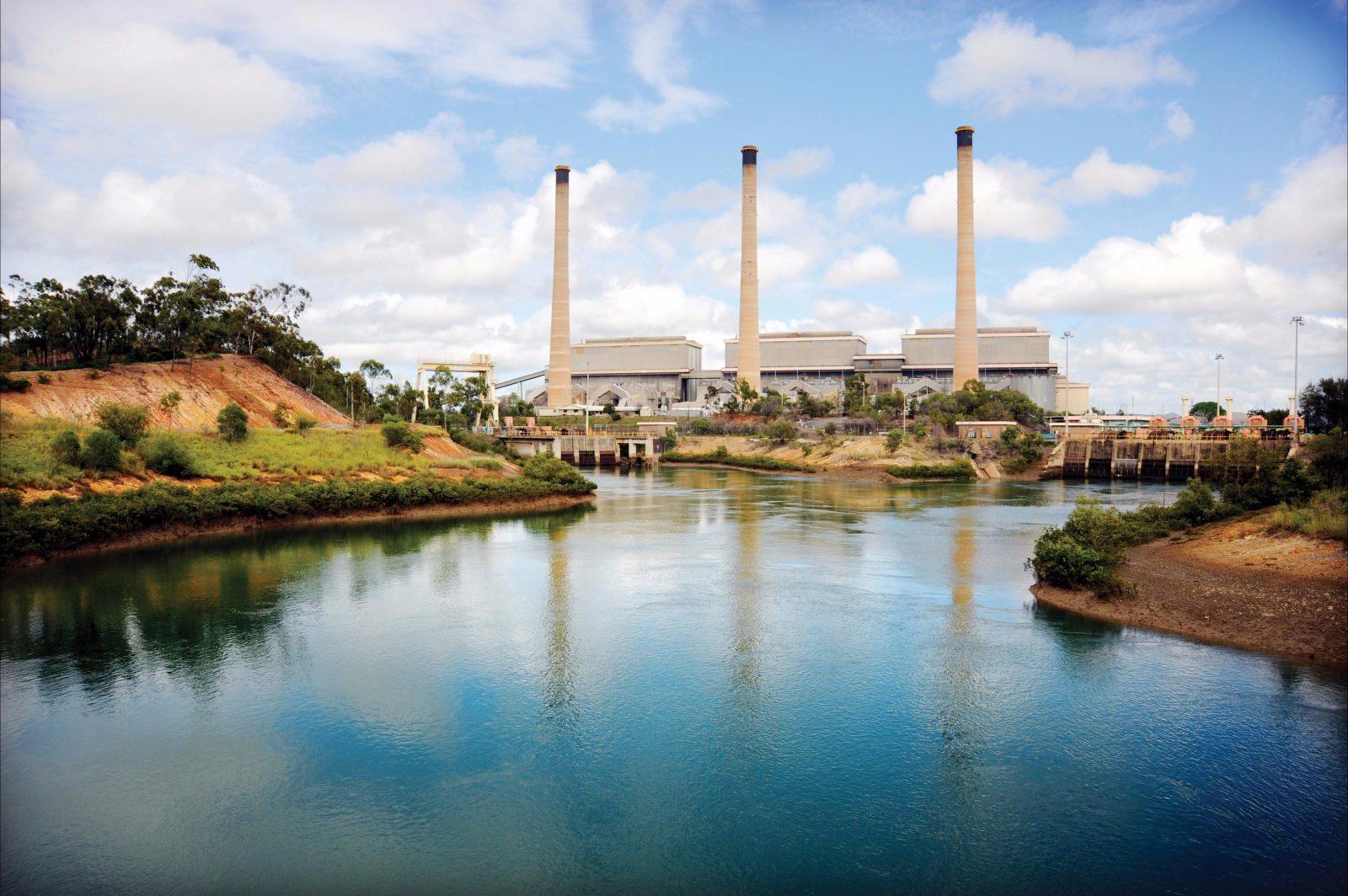 NRG Gladstone Power Station