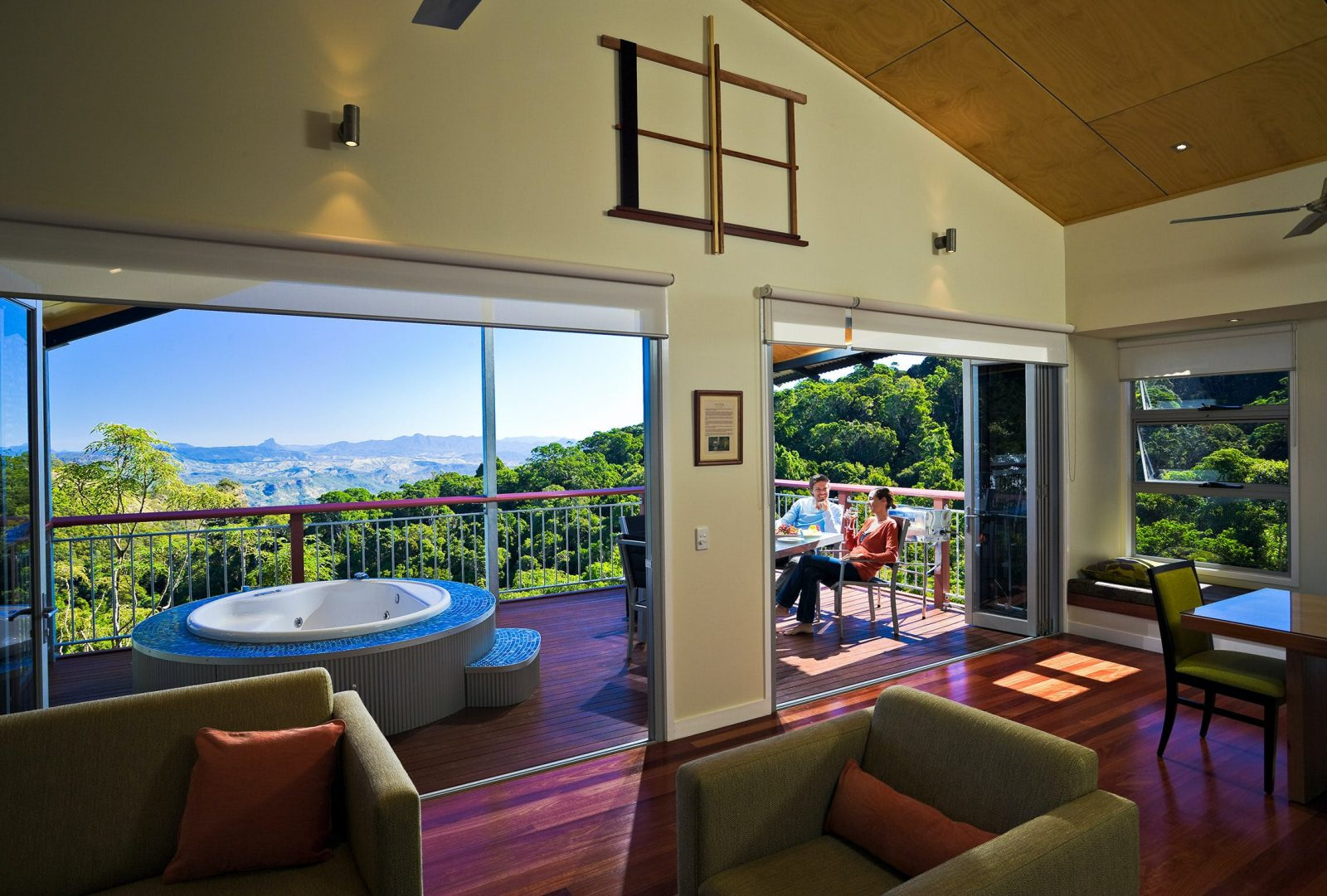 O'Reilly's Villas Valley View