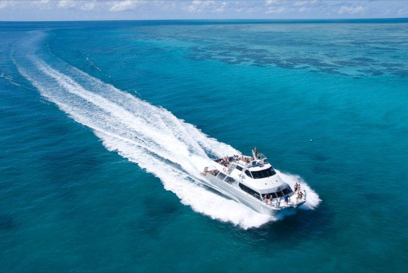 Ocean Freedom - Fast so minimal travel time