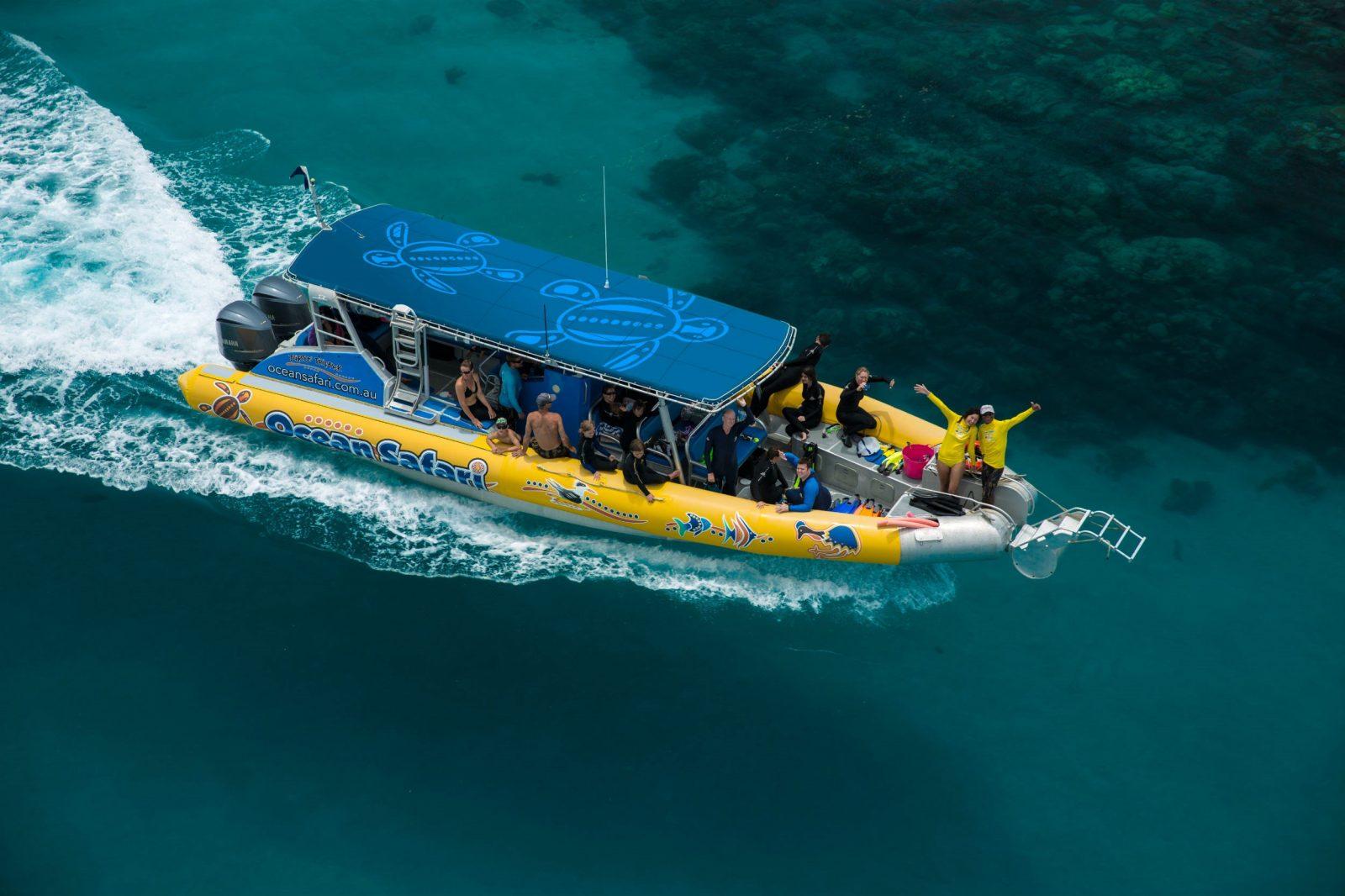 Ocean Safari Great Barrier Reef Tours
