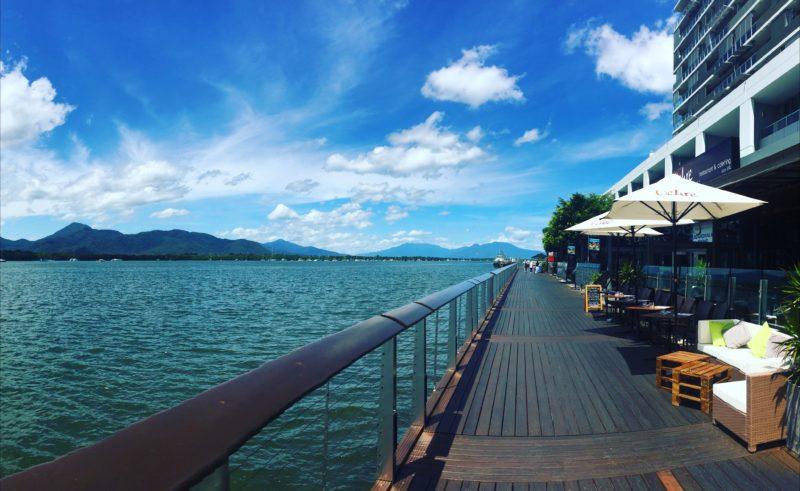 Boardwalk dining