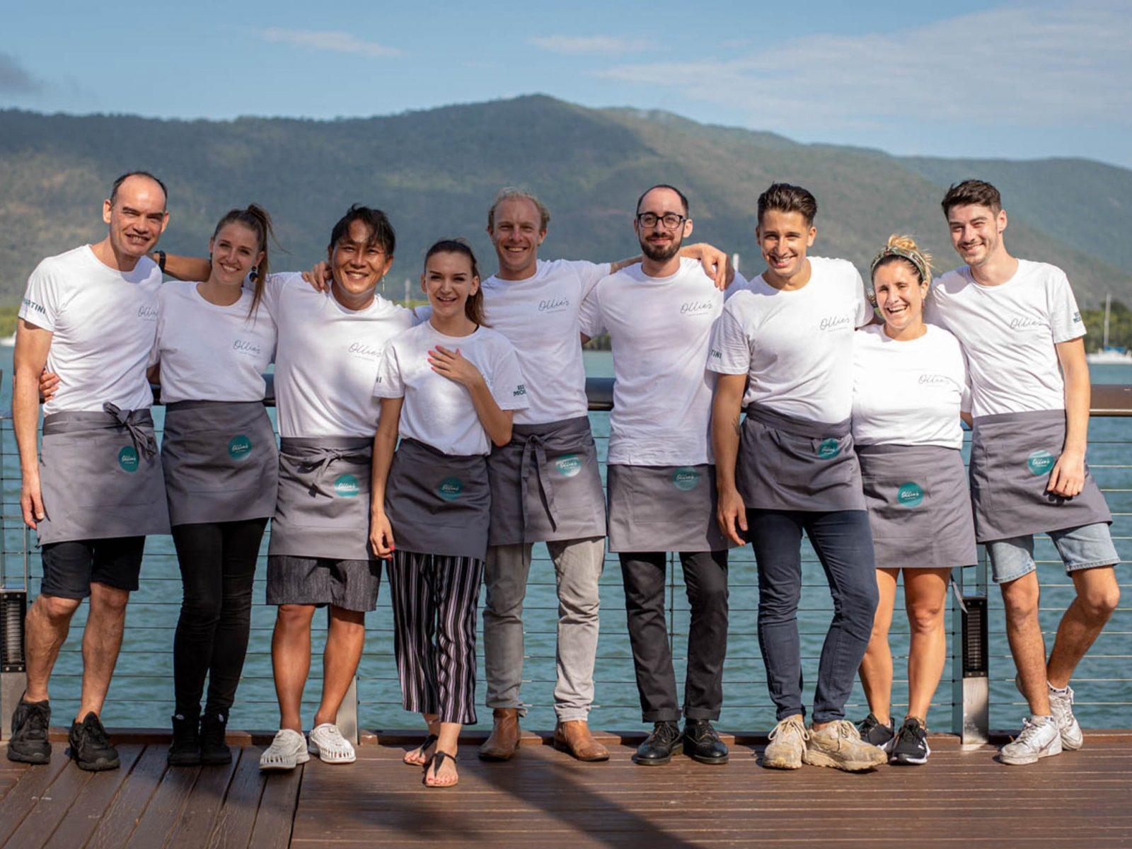 Ollie's Italian Steakhouse Team