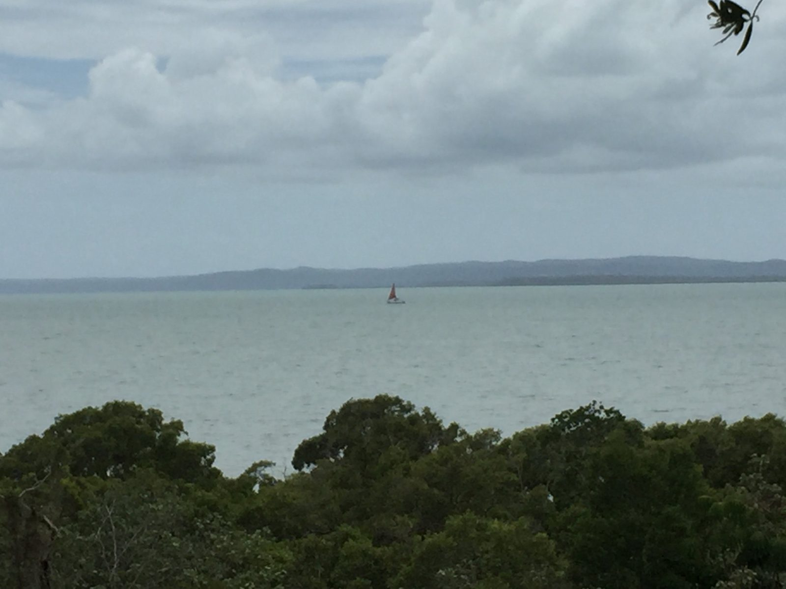 View of Moreton Bay
