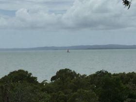 View of Moreton Bay