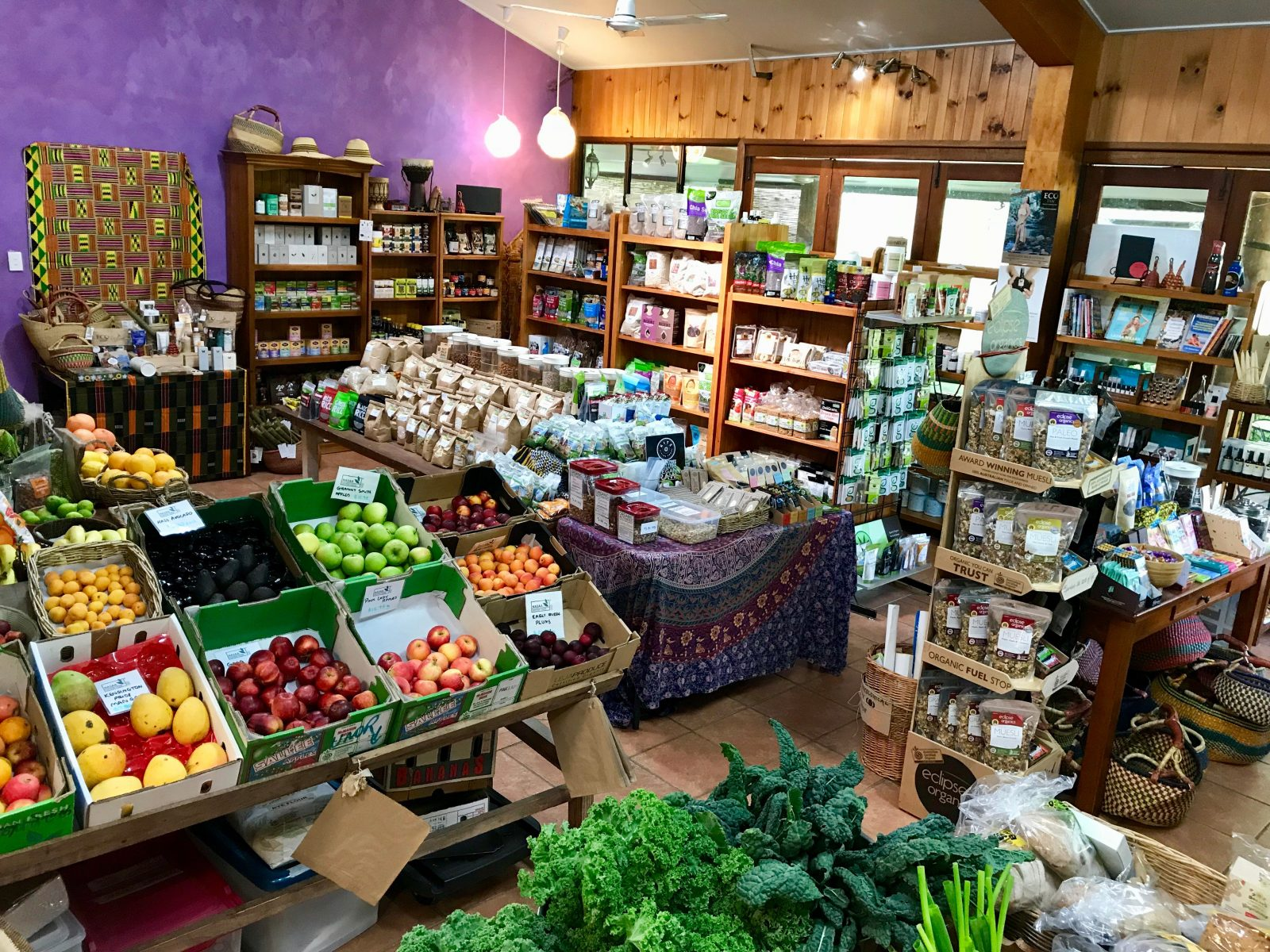 Browse thousands of organic and eco friendly products in their certified organic store