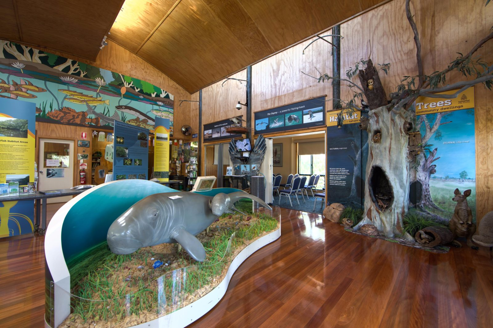 Osprey_House_Education_Centre_Dugong_Moreton_Bay_Region