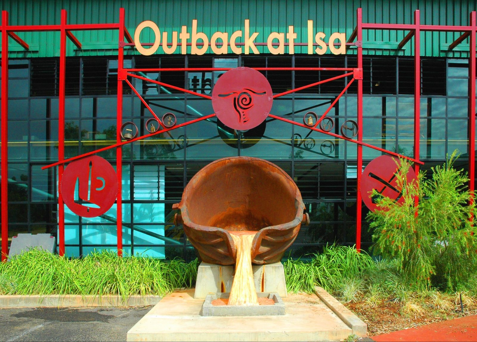Outback At Isa