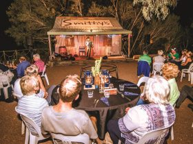 Smithy's Outback Dinner & Live Show