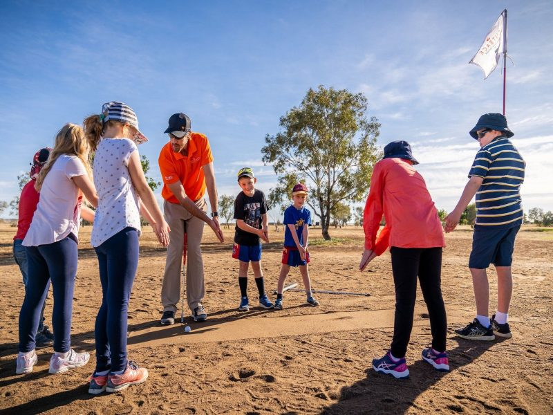 Outback Queensland Golf Masters