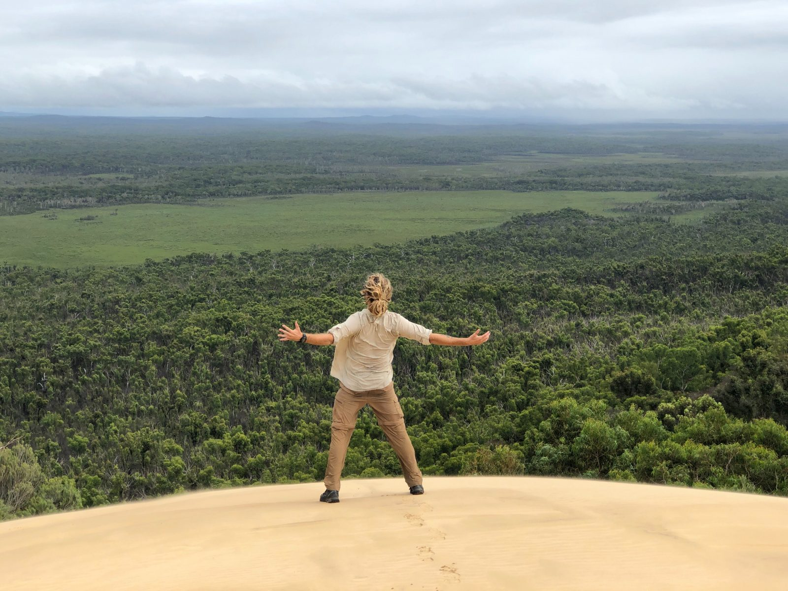 Cooloola Great Walk is nearly 100km of pure wilderness and pure magic!