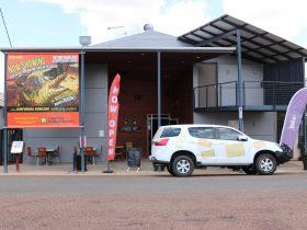 Outer Barcoo Interpretation Centre Museum & Cafe