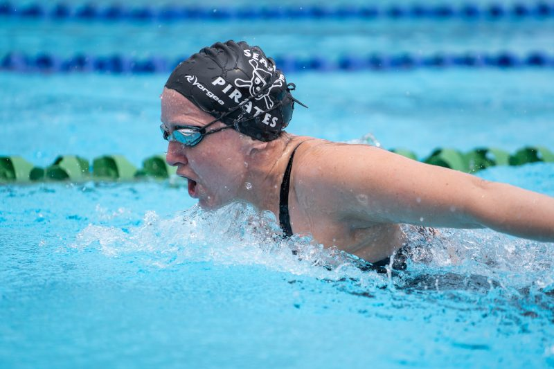 Swimming at the Pan Pacific Masters Games
