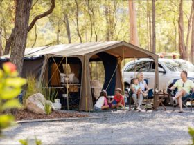 Family On Site Tents available