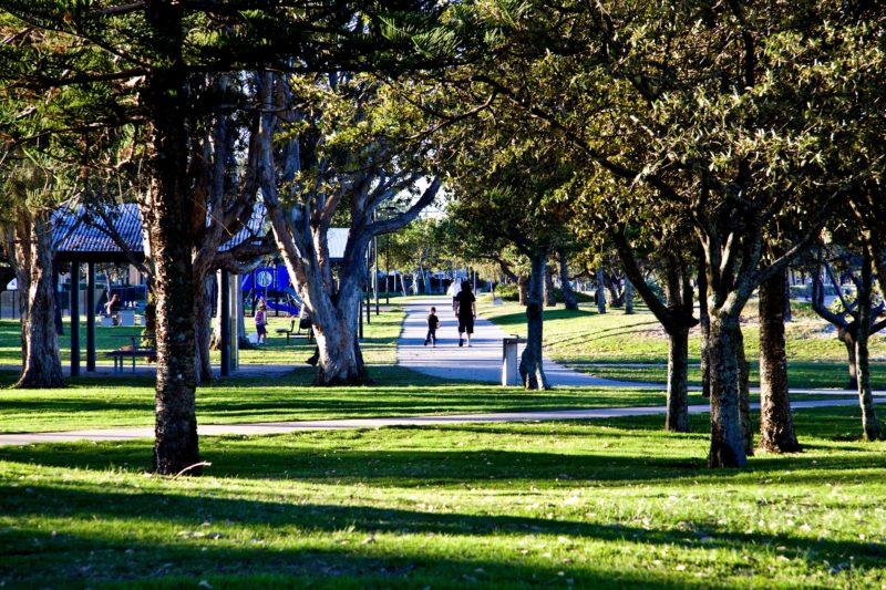 Paradise Point Parklands