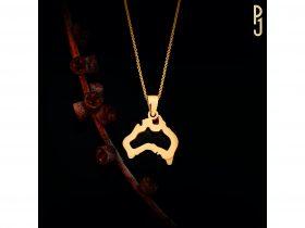 Australia Pendant | Philip's Jewellery Mackay