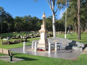 Pimpama & Ormeau War Memorial