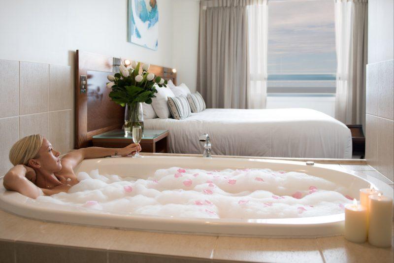 One bedroom seaview apartment