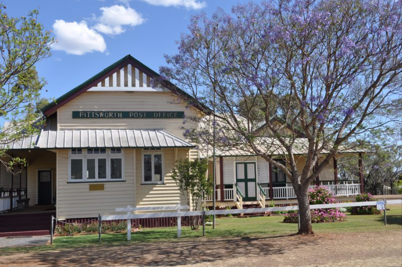 Post Office, Pittsworth Pioneer Museum