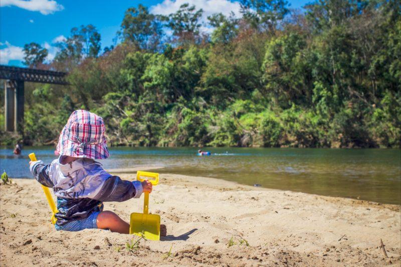 kid beach mirani