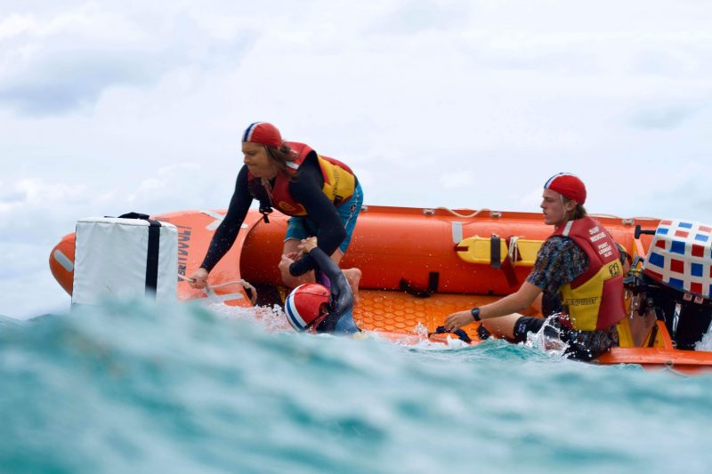 Training for our upcoming IRB Racing Season