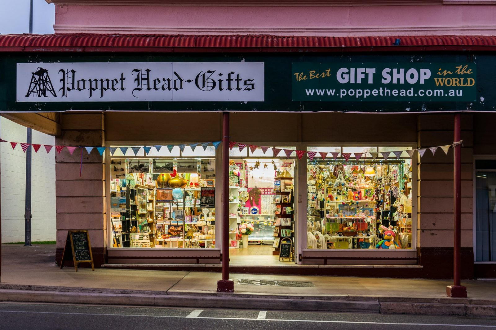 Poppet Head is the Best Gift Shop in the World