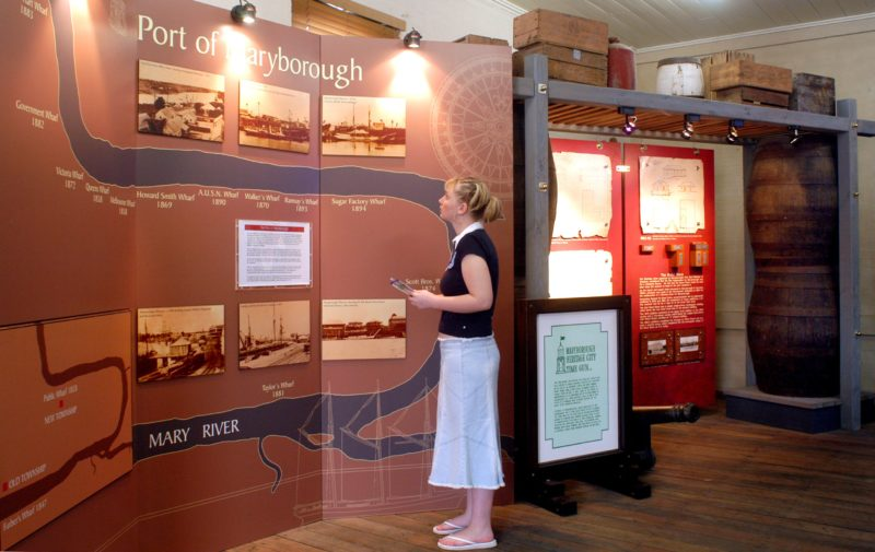 Portside Heritage Gateway