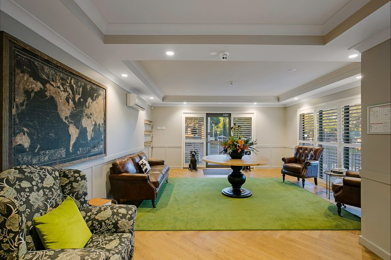 Guest Foyer Lounge